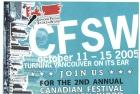 CFSW poster, 2005.