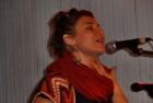 Alessandra Naccarato of the Throw Collective at Casa del Popolo.
