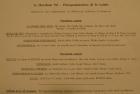 Programme, Le Boudoir 1996. Montreal. Courtesy of Miriam Ginestier