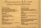 Programme, Le Boudoir  1997. Montreal. Courtesy of Miriam Ginestier