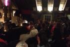 Verena Rizg performs in Halifax. Photo: M. McGuire